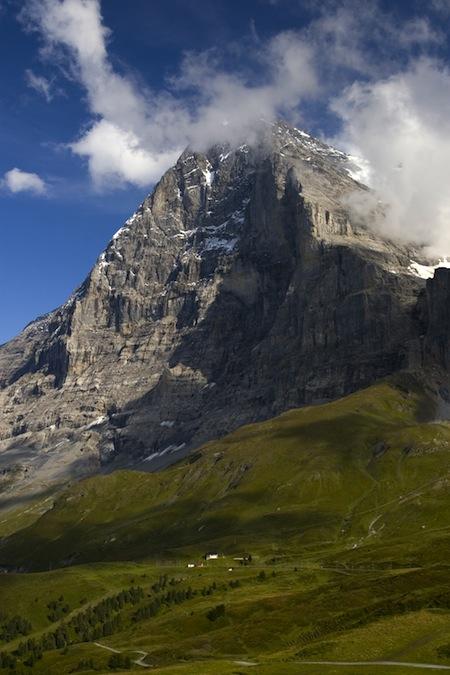 Eiger-Nordwand copia