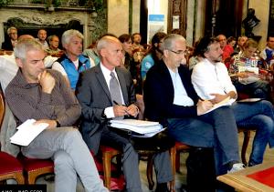 Convegno eliski a Cuneo