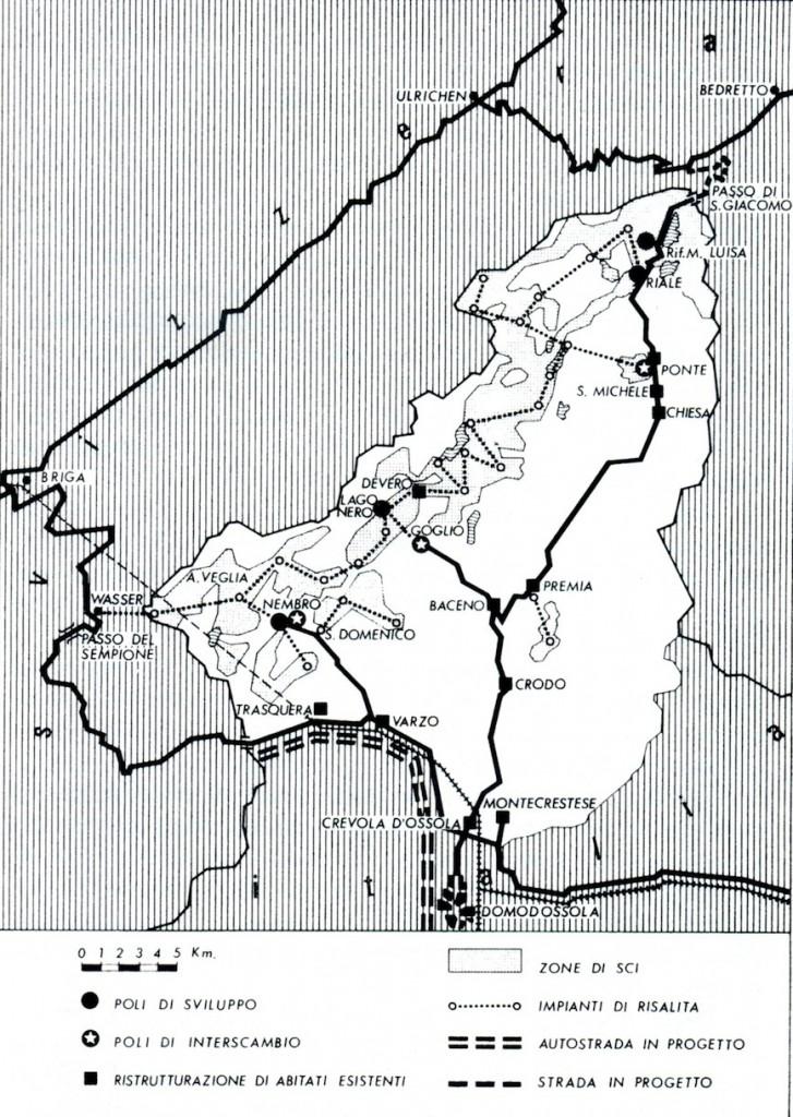 Vedefor tracciato