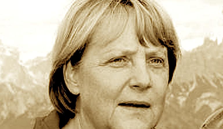 Le irresistibili scalate di Frau Merkel